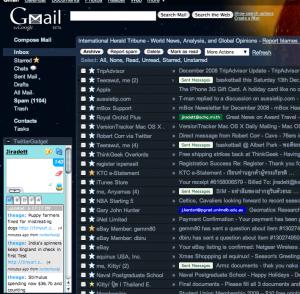 gmail-twitter-gadget